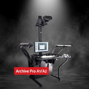 book2net Archive Pro A1 A2 Archivscanner