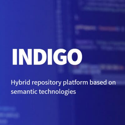 Indigo – digital collections platform