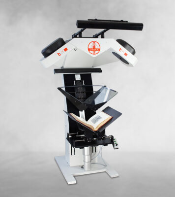book2net Cobra A1/A2 V-shape book scanner