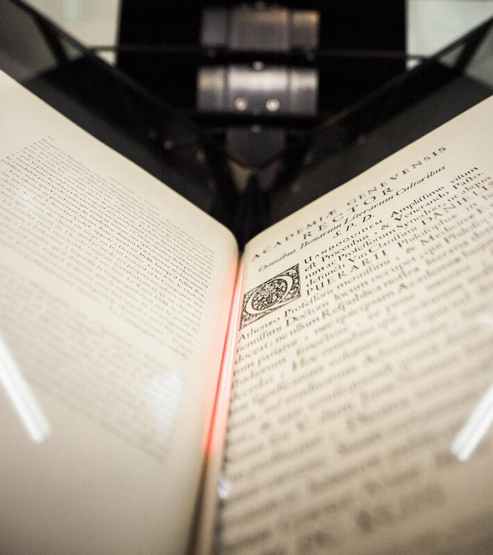 Detailansicht book2net Cobra V-Buchscanner Buchwippe