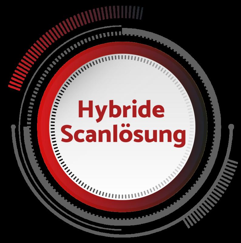 book2net Hybride Scanlösung Logo