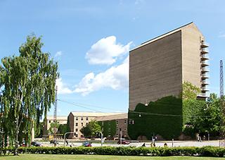 State and University Library Aarhus Außenansicht