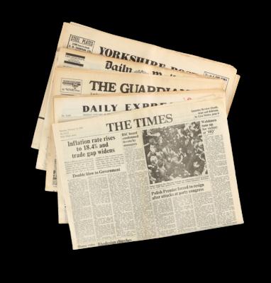 Zeitungen Irish Newspaper Archives