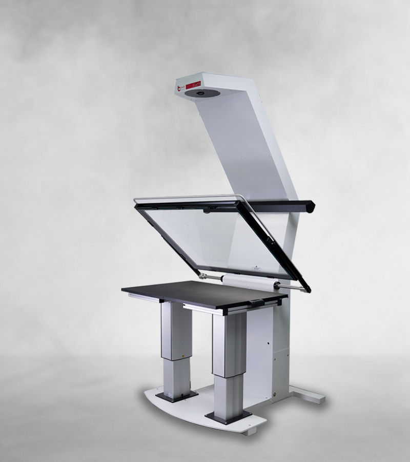 book2net Flash A1 large format planetary book scanner