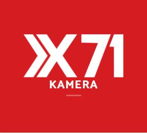 book2net X71 Kamera Banner