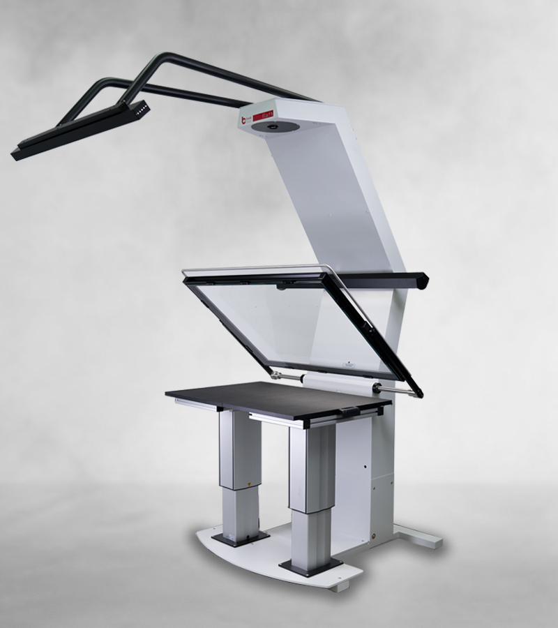 book2net Hornet A0 large format planetary book scanner